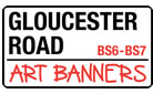 Gloucester Road Art Banners