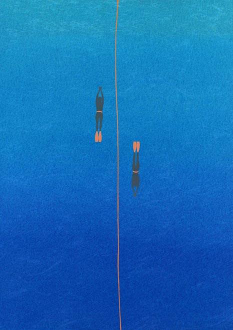 Ascent Descent - Susanna CLasby
