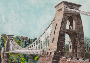 Clifton Suspension Bridge - Susie Ramsay