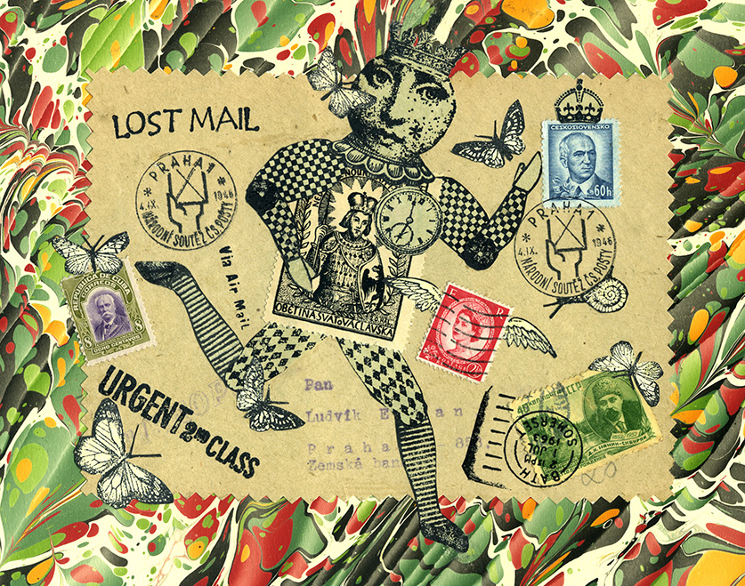 Lost Mail - Maita Robinson