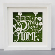 There's No Place Like Home - Tiny Designs