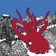 Squid - DixonDoesDoodles