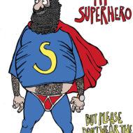 Superhero - DixonDoesDoodles