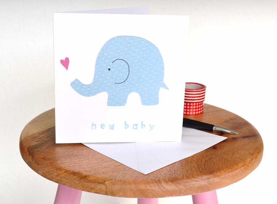 Blue Elephant - Emma Garland