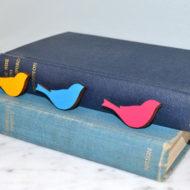 Bird Broaches - Emma Garland