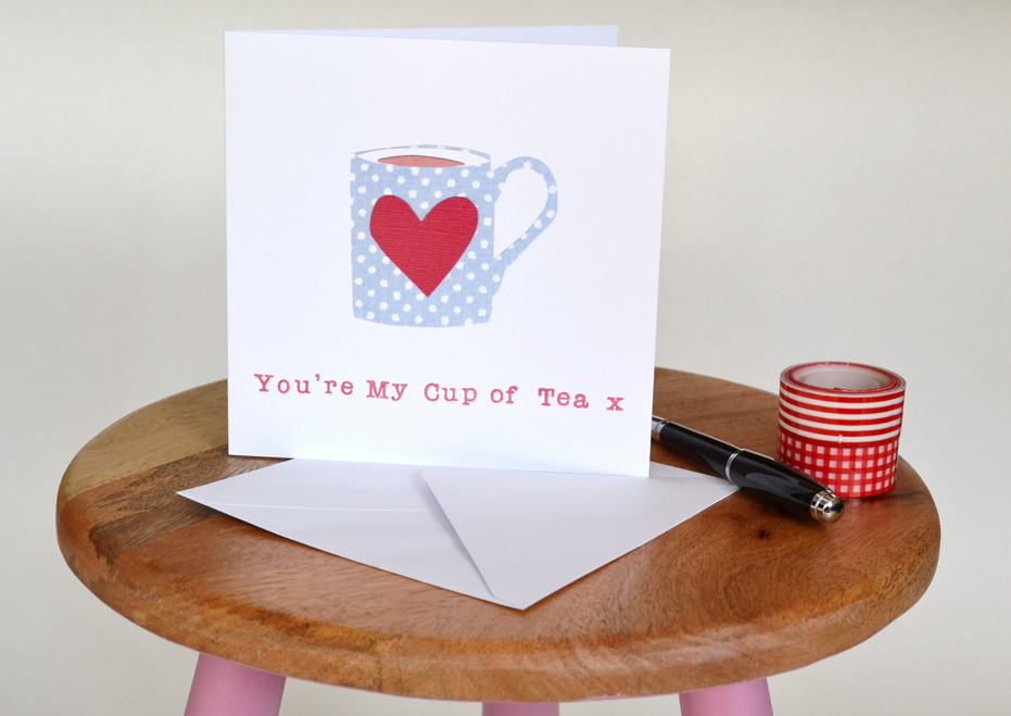 Cup Of Tea - Emma Garland