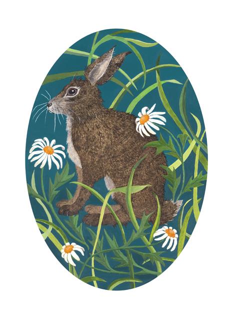 Hare - Emma Holden