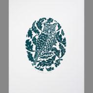 Owl Print - Emma Holden