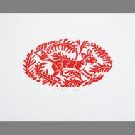 Foxy Print - Emma Holden