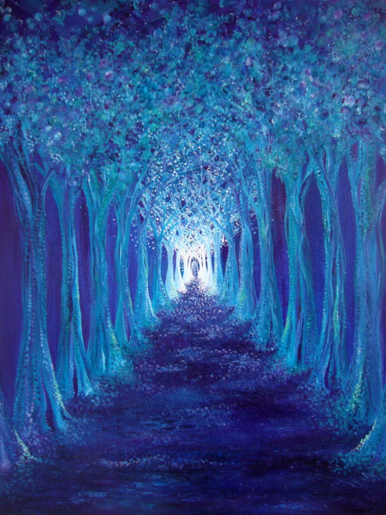 Enchanted Avenue - Fleur Barnfather