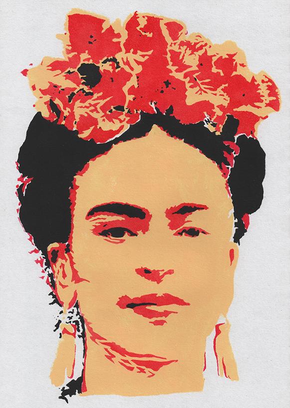 Frida - Thomas Chadwick