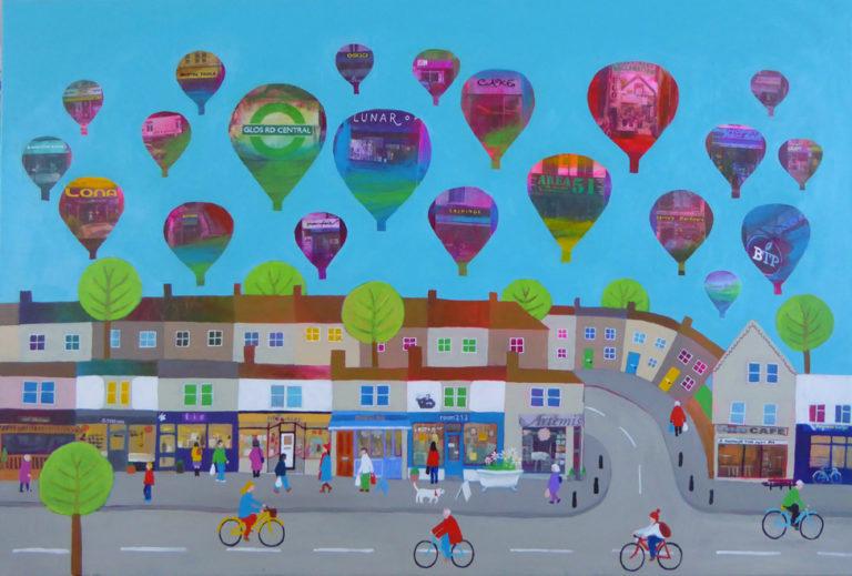 Shop for Bristol artists online