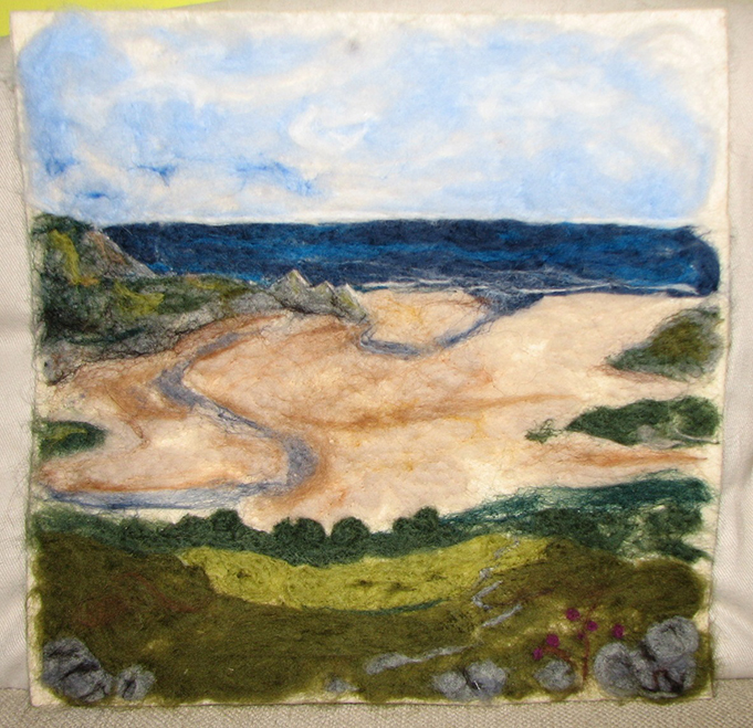 Cliffs - Julia Voke