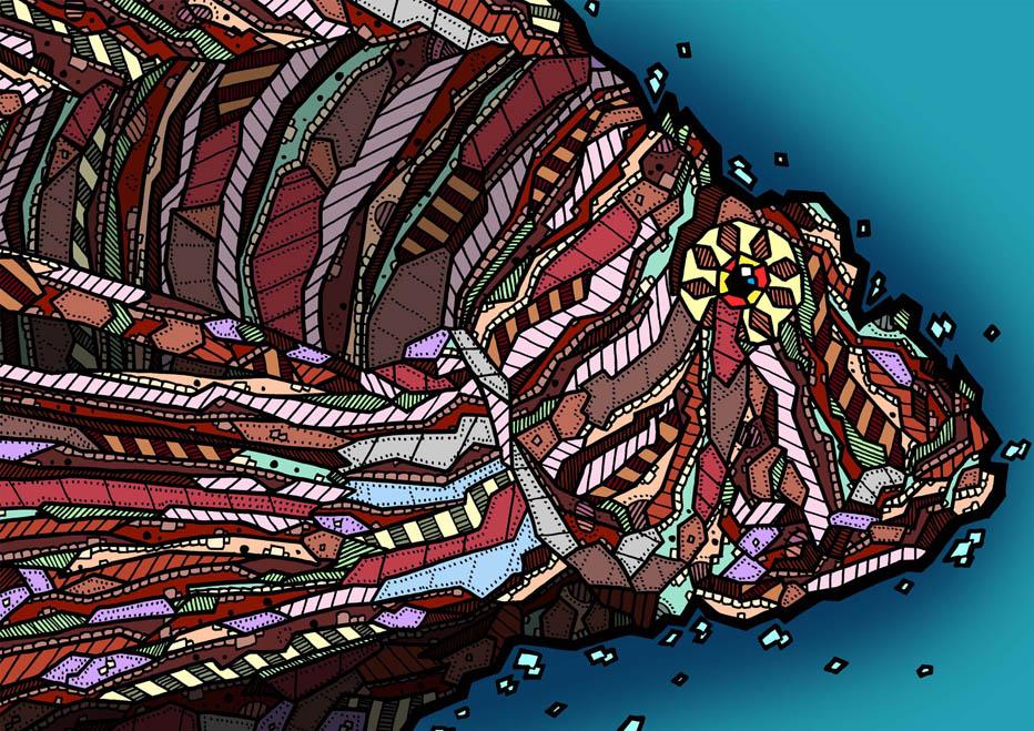 Lionfish - Kelly Blake