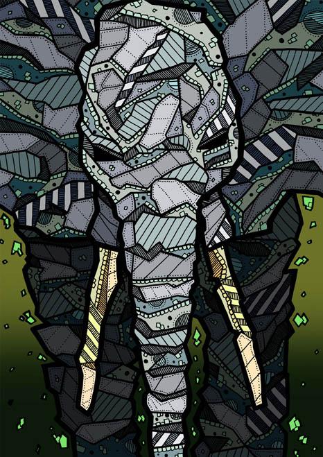 Elephant - Kelly Blake