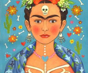 Frida's Herat - Laura Robertson