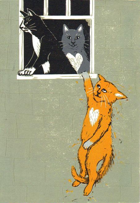 Cat Lovers - Laura Robertson