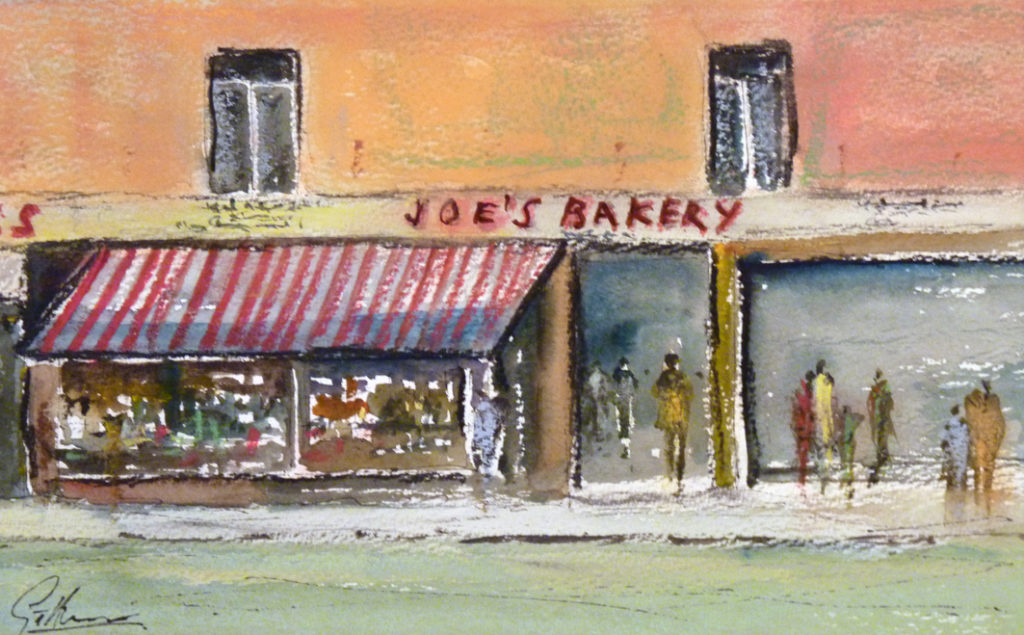 Joe's Bakery - Pip Giman