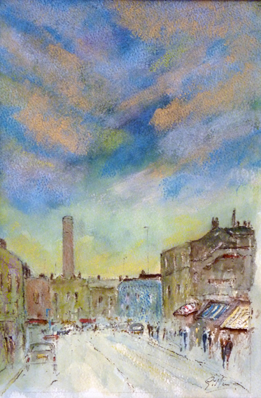 Bristol Scenes - Pip Gilman
