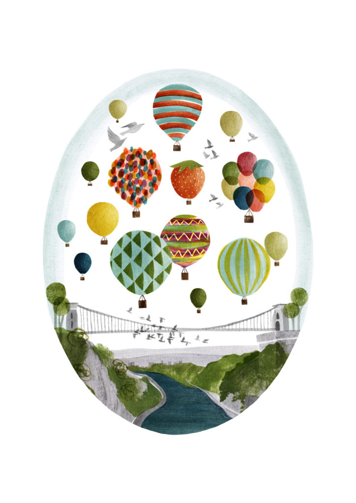 Balloon Fiesta - Hannah Bailey