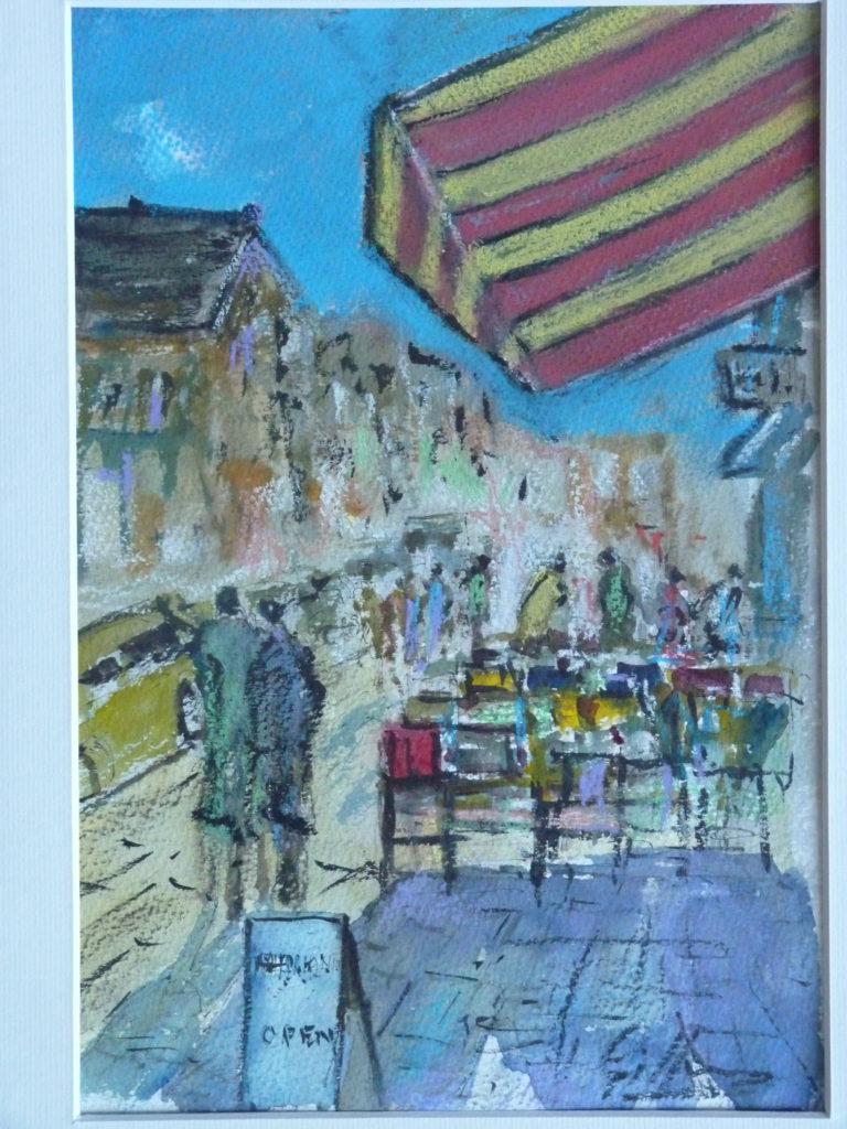 Gloucester Road Central - Pip Gilman