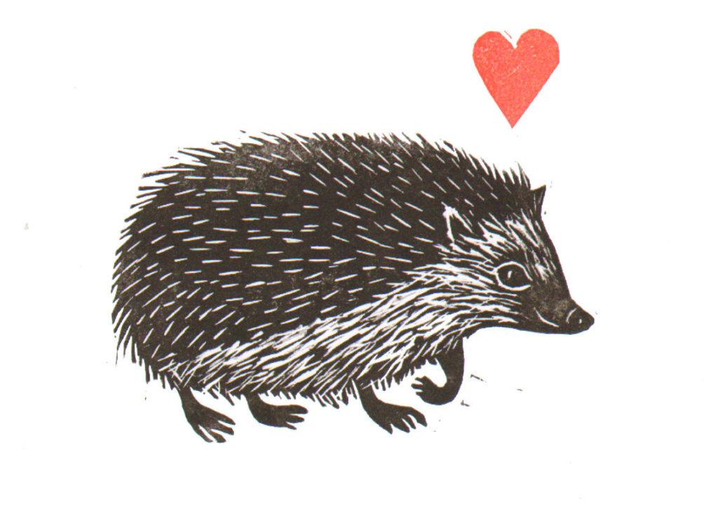 Hedgehog Heart - Laura Robertson