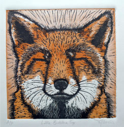 Tinted Fox - Mary Collett