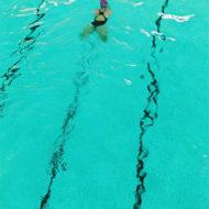 Girl Swimming - Sally Stanley