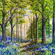 Bluebell Wood - Lynette Bower