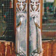 Front Door Handles - Sally Stanley