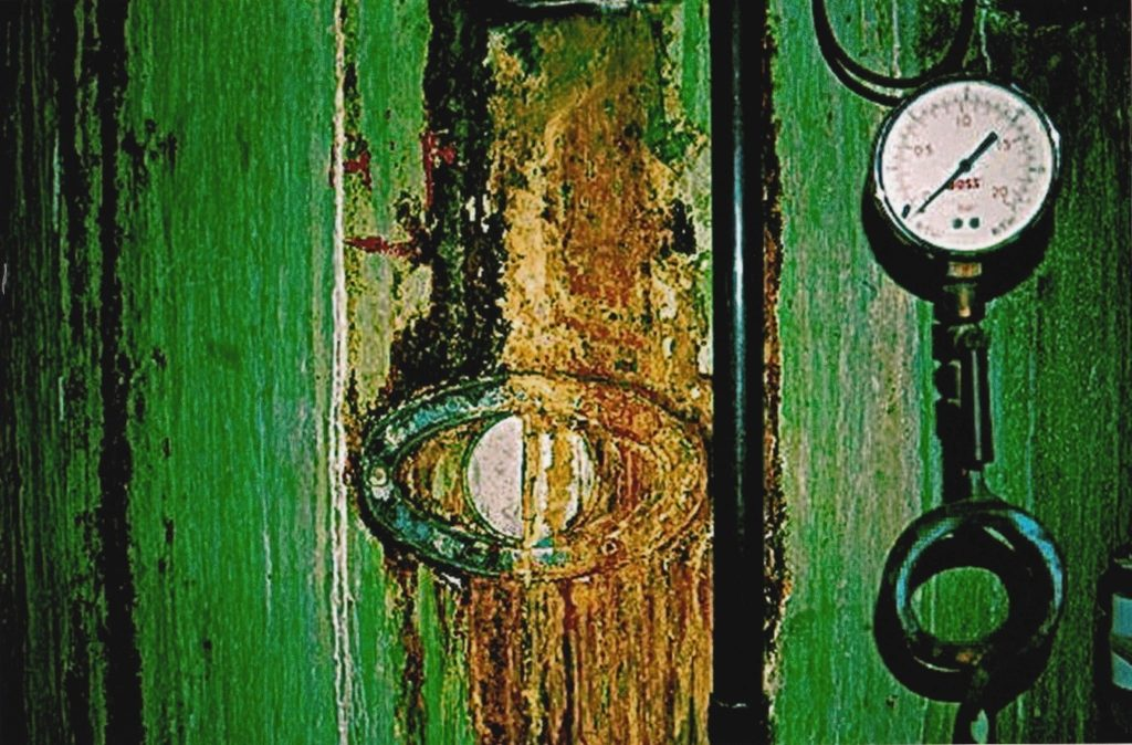 In The Boiler Room - Sally Stanley
