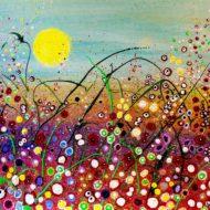 Poppy dots - Lynette Bower
