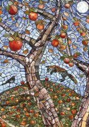 Oncoming Autumn - Toni Burrows