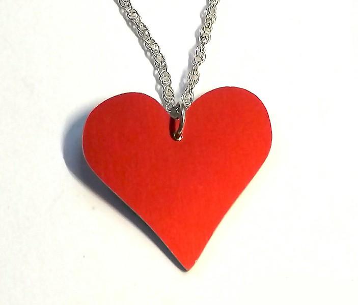 Red Heart - Anita Peach