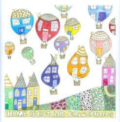 Balloons - Fiona Willis