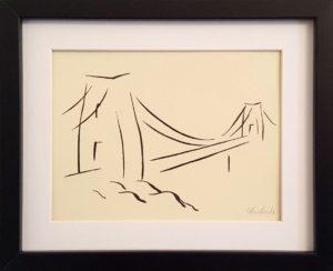 Bristol Suspension Bridge - Charlotte Rowlnads