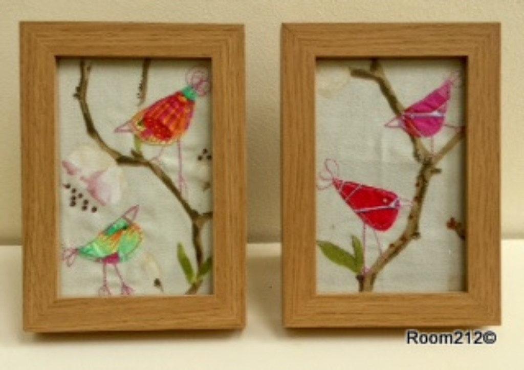 Birds In Blossom Trees - Paula New