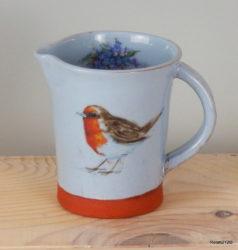 Blue Robin Mug - Jane Booth Ceramics