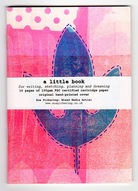 A Little Book- Sue Pickering