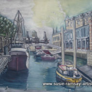 Bristol Harbourside - Susie Ramsay