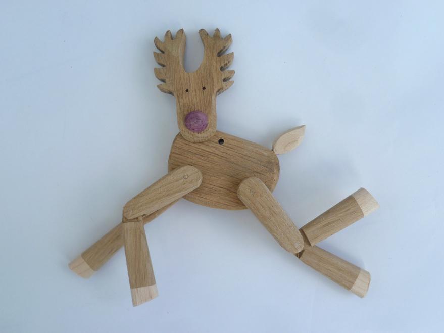 Reindeer - Wanda Sowry