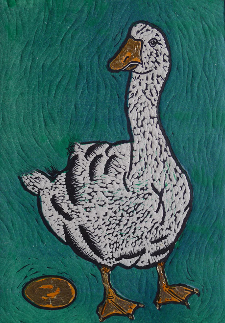 Green_Goose - mary collett