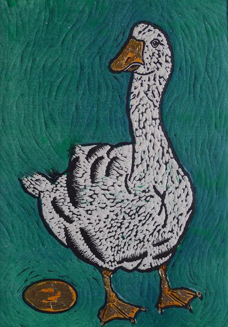 Green_Goose - mary collett