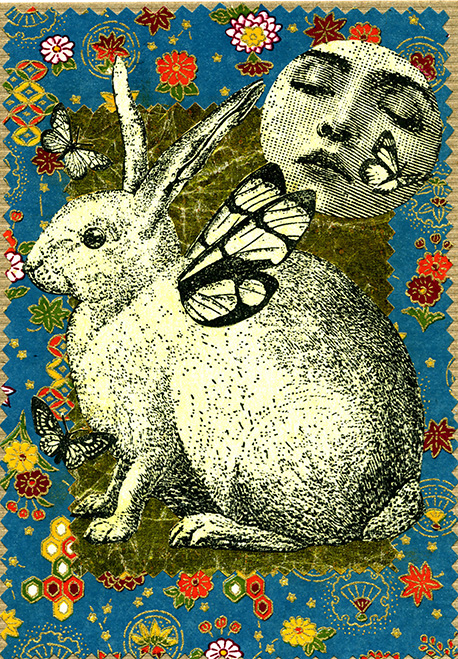 Moon And Rabbit - Maita Robinson