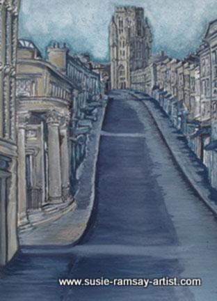 Park Street Bristol - Susie Ramsay