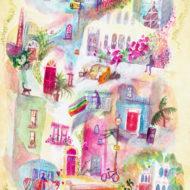 A Stroll Around Montpelier - Emma Burleigh