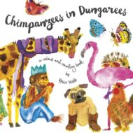 Chimpanzees In Dungarees - Rosie Webb
