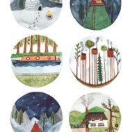 Homes From Around The World - Hattie Buckwell