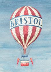 Jess Hinsley - Bristol Baloon