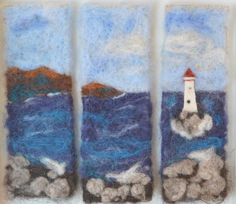 Triptych - Julia Voke